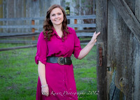 Garland Ranch, Senior Portraits